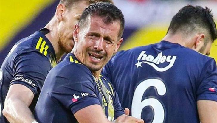 Emre Belözoğlu'nun neden ağladığı ortaya çıktı!