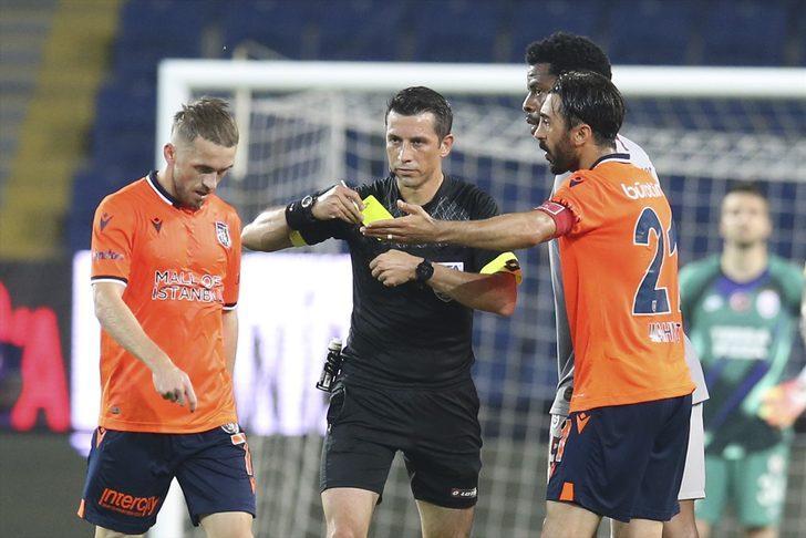 Mahmut, Aleksic ve Visca cezalı duruma düştü