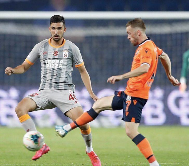 Galatasaray'da Emin Bayram 2. maçına çıktı