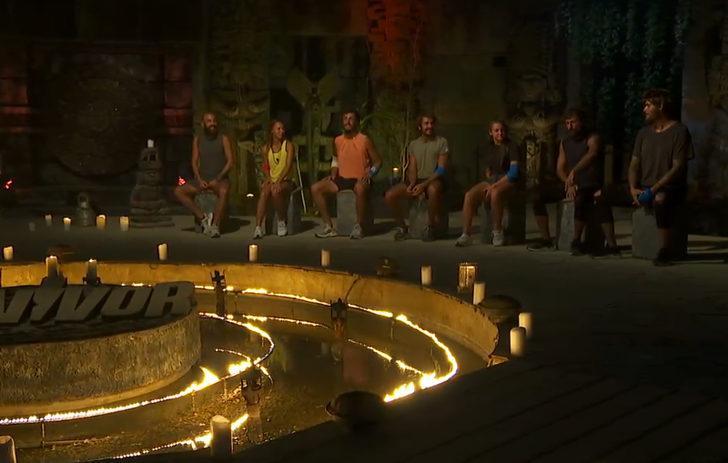 Survivor'da 2. eleme adayı kim oldu? Dokunulmazlık oyununu kim kazandı? Survivor'da elemeye kalan isimden sert sözler!