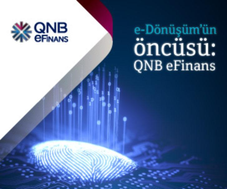 e-Dönüşüm İnovasyonlarında Lider QNB Finansbank!