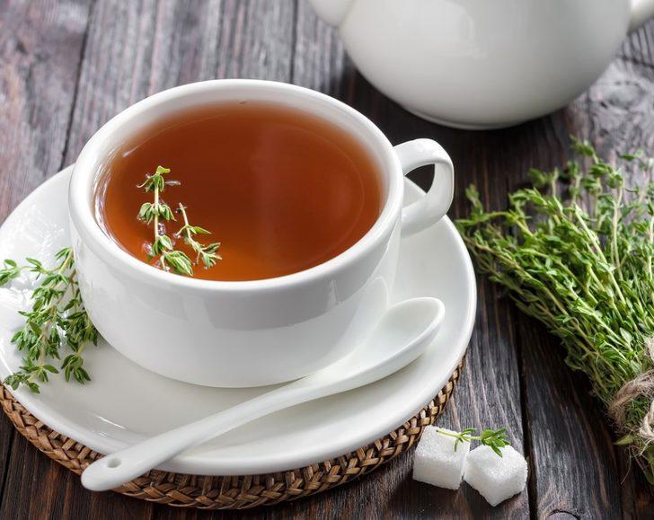 Hamilelikte içilebilen 8 bitki çayı ve faydaları