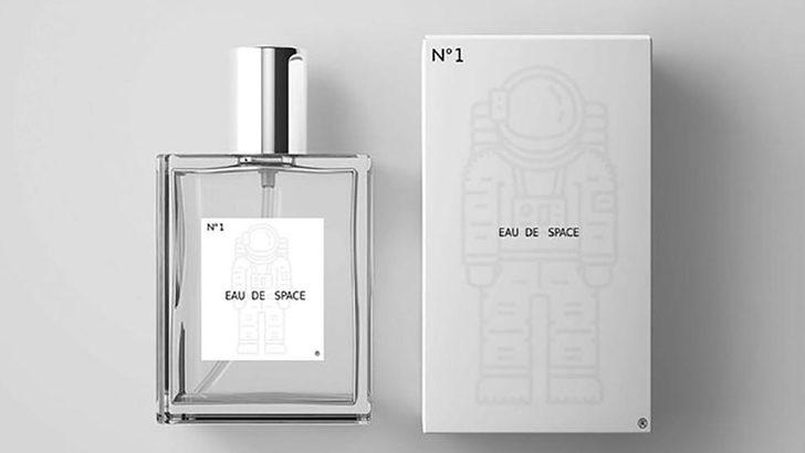 Eau de Space: Uzay kokusu parfüm oldu