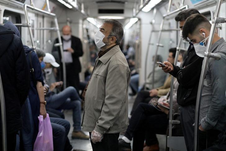 İran'da koronavirüsten ölümlerde büyük artış