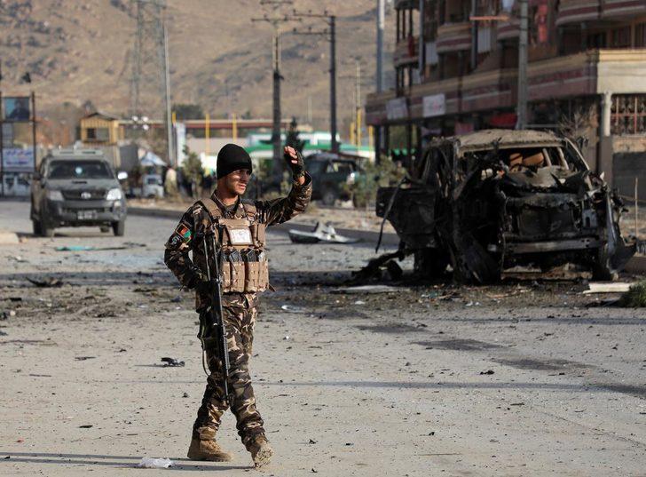 Afganistan'da bombalı saldırı: Çok sayıda ölü ve yaralı