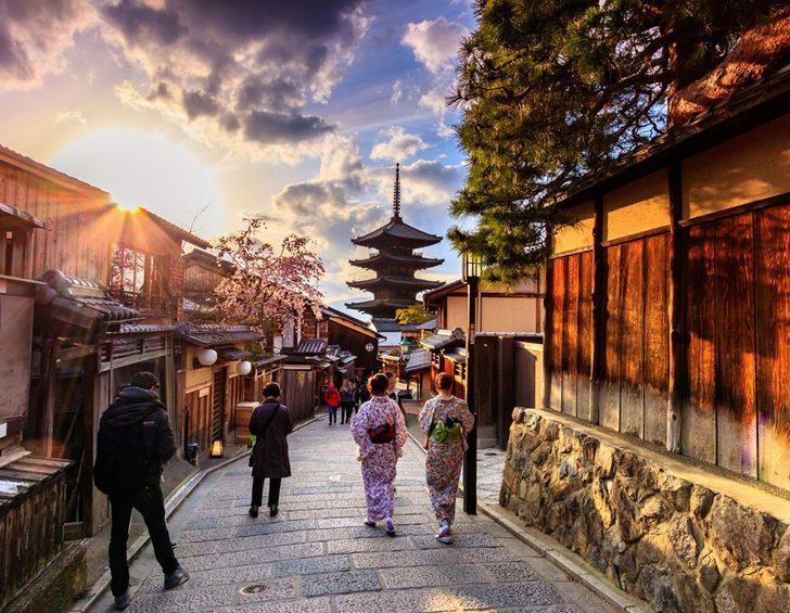 Japonya'dan 'seyahate çık' kampanyası! 60 milyon turist bekliyorlar