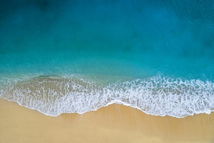 Deniz suyu ile bu sağlık sorunlarına savaş açacaksınız! Siyah noktalar, kepeklenme, bağışıklık...