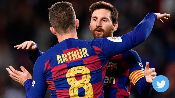 Barcelona, Arthur'un Juventus'a transfer olduğunu duyurdu