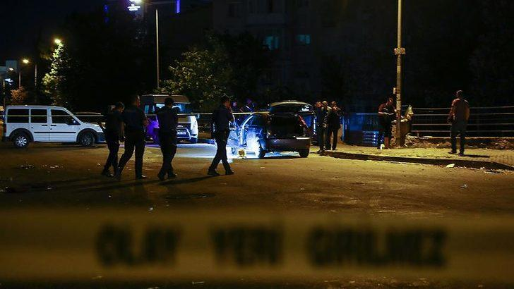 Ankara'da komşular arasında silahlı kavga! Polis memuru hayatını kaybetti