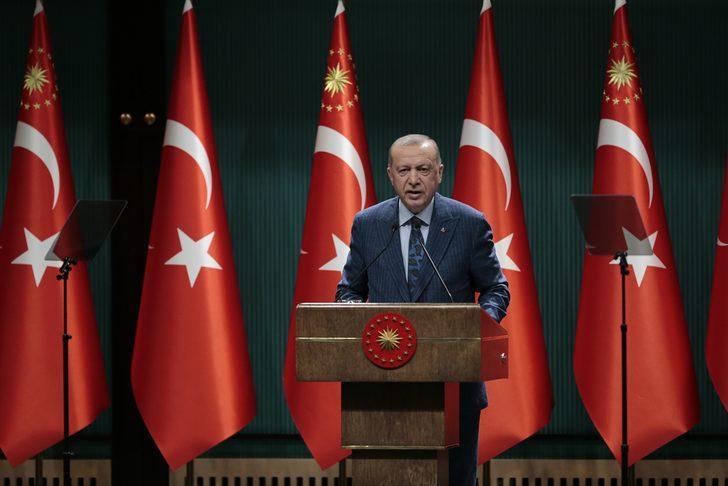 Cumhurbaşkanı Erdoğan'dan flaş LGBTİ açıklaması
