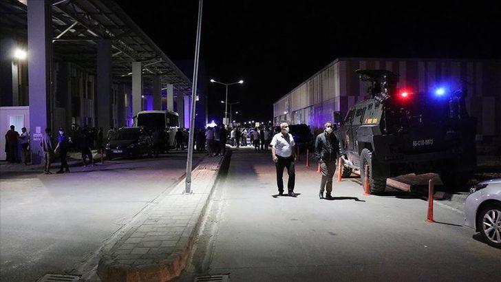 Van'da hain saldırı! 1 güvenlik korucusu yaralı