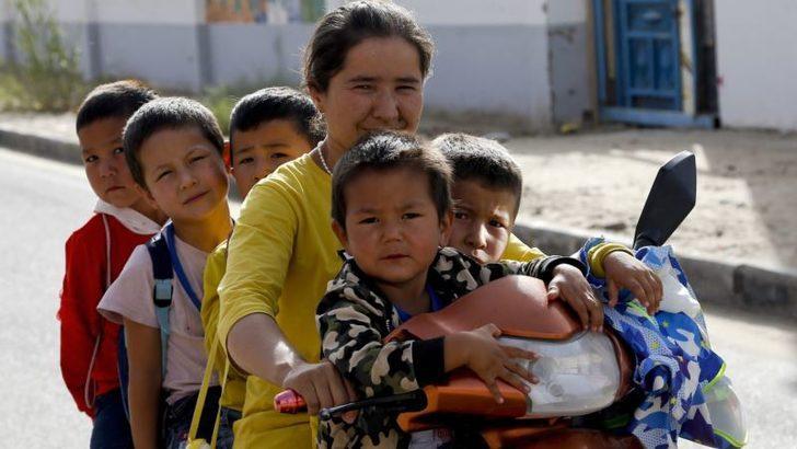 Çin'in Uygurlar'a Yönelik Zorunlu Aile Planlamasına ABD'den Tepki
