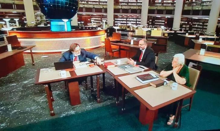 Tarihin Arka Odası 5 yıl aranın ardından TRT'de başladı