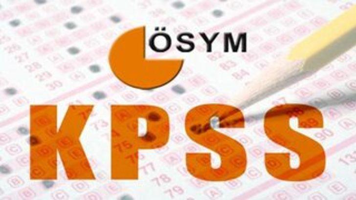 ÖSYM Başkanı son dakika: KPSS Ön Lisans branş bazında sıralama 2020 açıklandı... KPSS Ön Lisans alan sıralaması öğrenme ekranı!