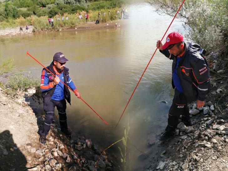 16 yaşındaki çocuk Aras Nehri'nde kayboldu! Çok sayıda ekip sevk edildi