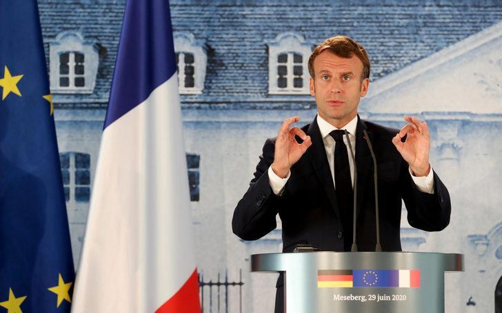 Fransa: Türkiye'nin cezai sorumluluğu var