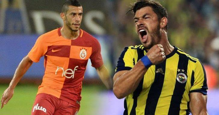 Galatasaray, Belhanda'nın yerine eski Fenerbahçeli Giuliano'yu alıyor