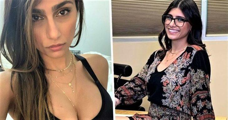 Mia Khalifa'nın porno videolarının kaldırılması için yarım milyon imza