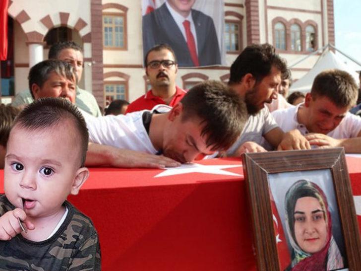 İçişleri Bakanlığı açıkladı! Bedirhan bebek ve annesinin kanı yerde kalmadı