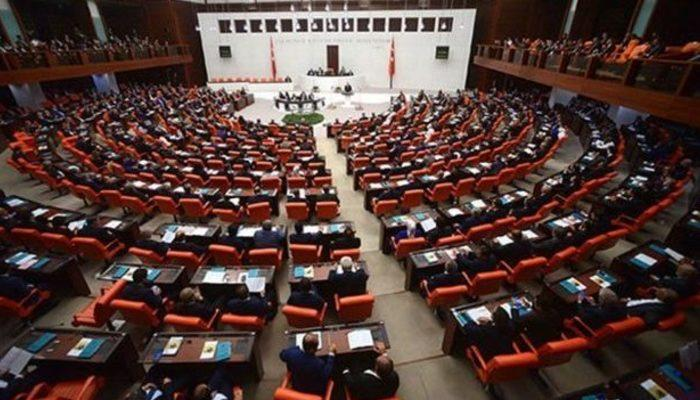 TBMM Genel Kurulu'nda 'Meclis'e girme' tartışması