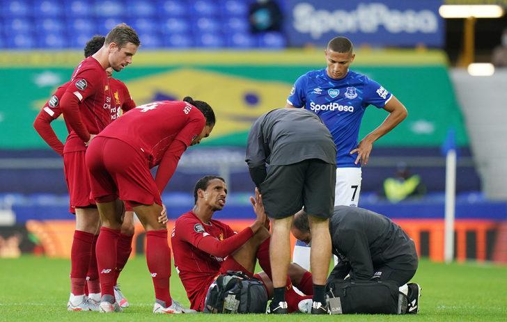 Liverpool'da Joel Matip sezonu kapattı