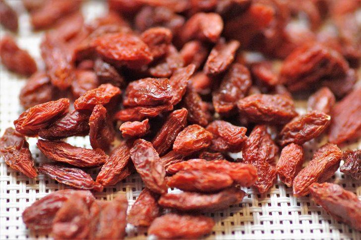 Zayıflama için goji berry nasıl kullanılır?