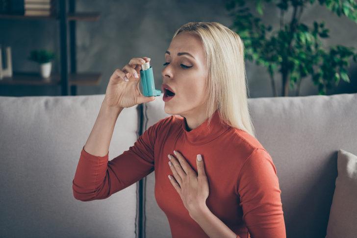 Astım: Nedenleri, belirtileri, tedavisi