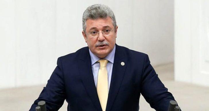 AK Parti Grup Başkanvekili Muhammet Emin Akbaşoğlu'nun koronavirüs testi pozitif çıktı