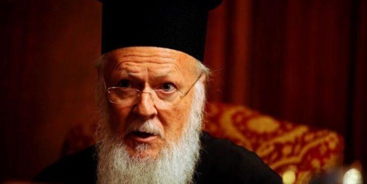 MHP'den Bartholomeos'a Ayasofya cevabı: Haddini aşmıştır