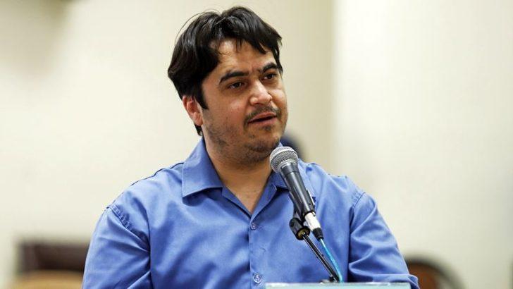 İran'daki Gösterilerin İlham Kaynağı Gazeteciye İdam Cezası