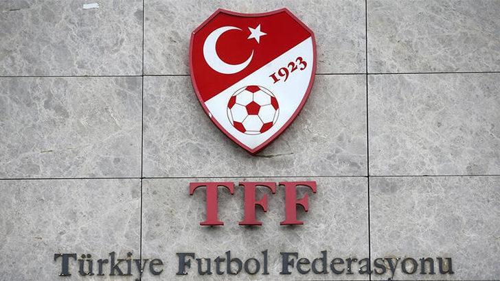 Türkiye Futbol Federasyonu, 2. Lig, 3. Lig ve Spor Toto Bölgesel Amatör Lig'lerinin oynatılmamasına karar verildiğini açıkladı!