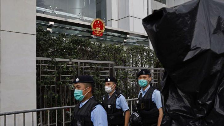 ABD'den Çin'e Hong Kong Uyarısı