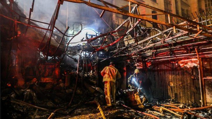 Tahran'da bir klinikte patlama: 'En az 19 kişi hayatını kaybetti'