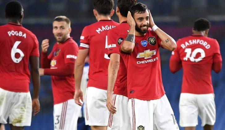 Brighton 0-3 Manchester United (Maç Sonucu)