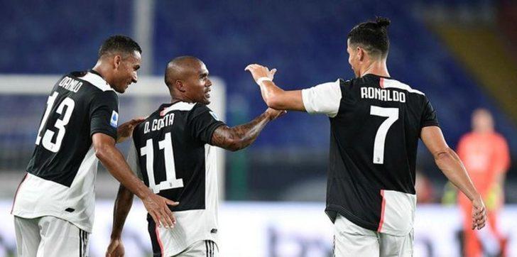 Genoa 1-3 Juventus (Maç Sonucu)