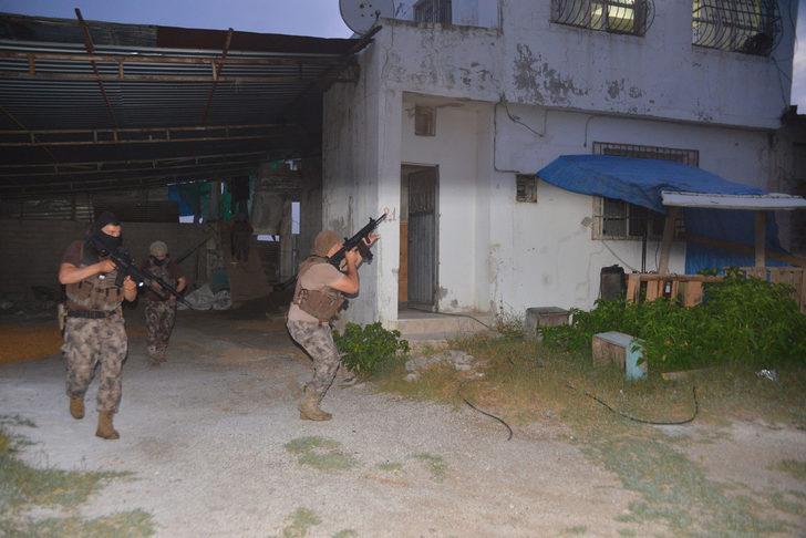 Son dakika Adana'da DEAŞ operasyonu