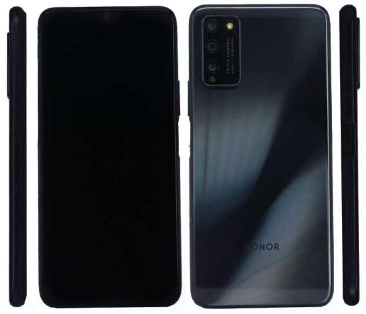 Honor, karşımıza 5G destekli Honor 30 Lite modeli ile çıkacak