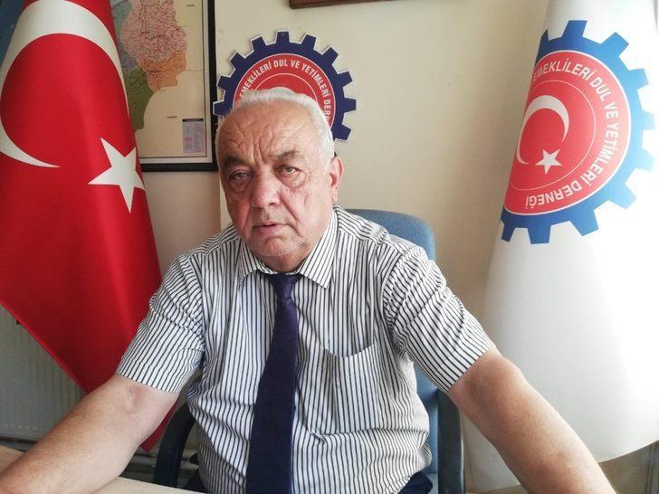 """Sarıoğlu, """"TÜFE'yi emekli ve yaşlıların maddelerine göre açıklayın"""""""
