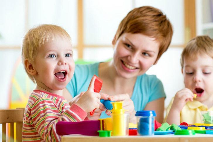 Çocuklar için oyun terapisinin tam zamanı!