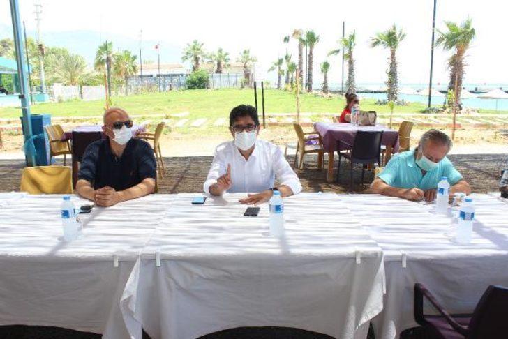 Kaymakam İsmail Gültekin: Anamur, koronavirüs konusunda Türkiye'nin en güvenli ilçesi