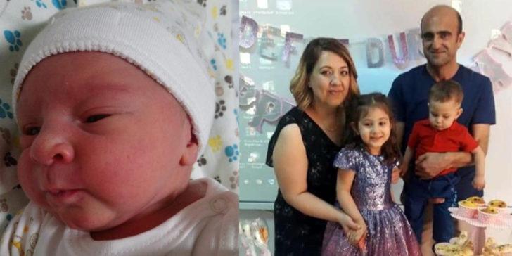 2 günlük bebek hayatını kaybetmişti! Soruşturma başlatıldı