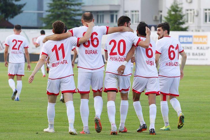 Boluspor 1-0 Hatayspor (Maç Sonucu)