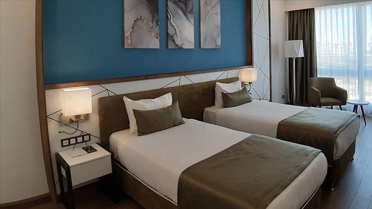 Haziran'da en fazla otel oda konaklama ücreti arttı