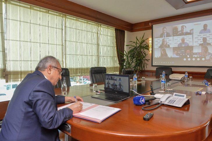 """Ankara'da """"Hat ve İşletme Optimizasyonu Projesi"""""""