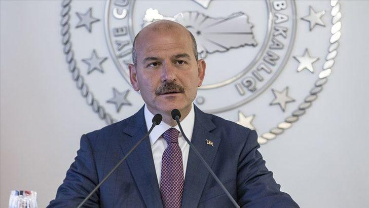 İçişleri Bakanı Süleyman Soylu'dan 'militan' çıkışı