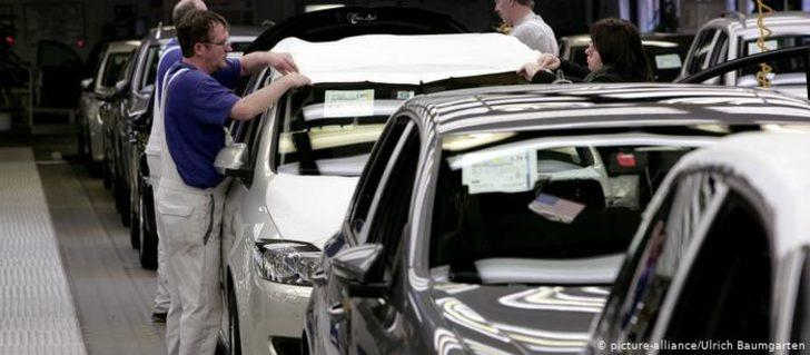 Alman otomotivinde temkinli iyimserlik