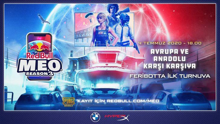 Red Bull M.E.O. İstanbul Boğazı'nda feribotta son finalistleri arıyor
