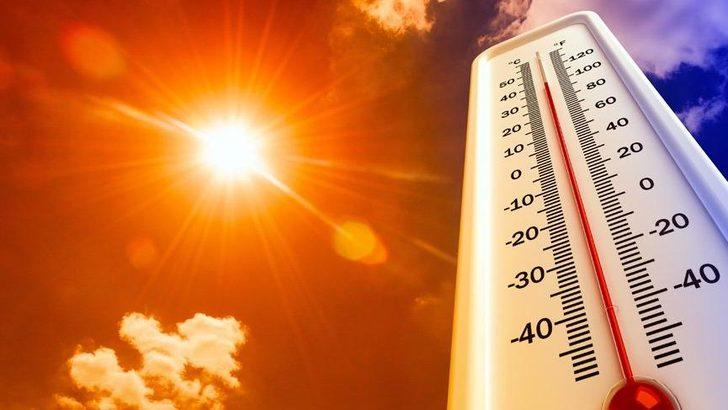 Eylül gibi ekimde de sıcaklıklar ortalamanın üstüne çıkacak