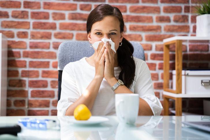 Besin alerjisi olanlar koronavirüs döneminde bunlara dikkat!