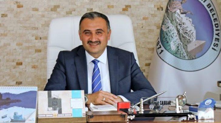 """Develi Belediye Başkanı Mehmet Cabbar, """"Arık'ın açıklamaları mesnetsizliğini ve talihsizliğini daha da perçinlemiştir"""""""